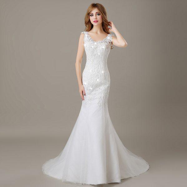 Fish-Cut Wedding Gowns – Bridal Dresses