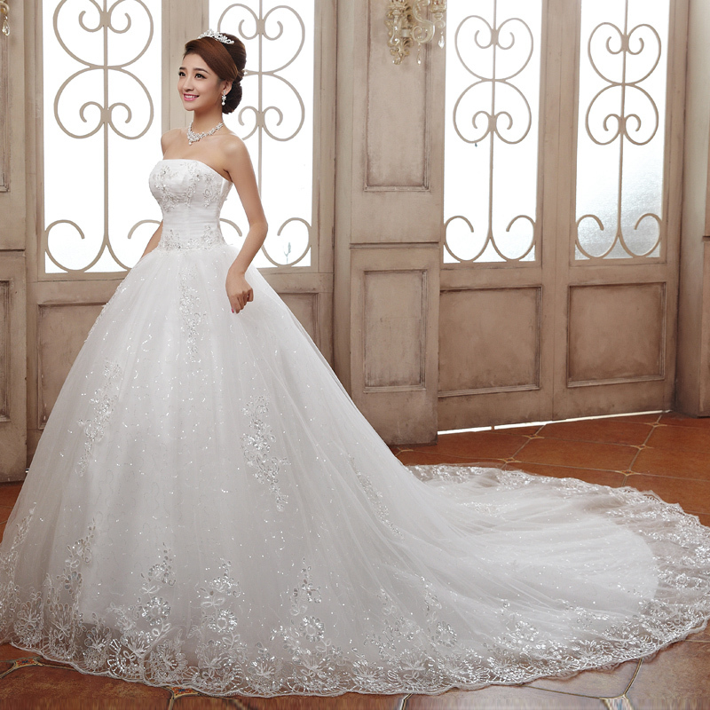 Fish-Cut Wedding Gowns – Bridal Dresses