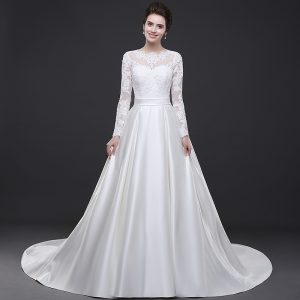 Fish Cut Wedding Gowns Bridal Dresses