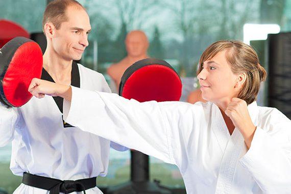 Classes for Self defense