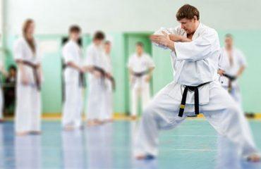 Students Martial Arts