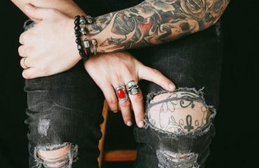 Todays thought : Tattoo is not only art, it is a fashion