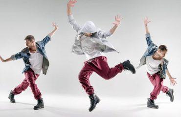 Breakdance team