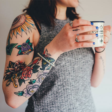 All about tattoos