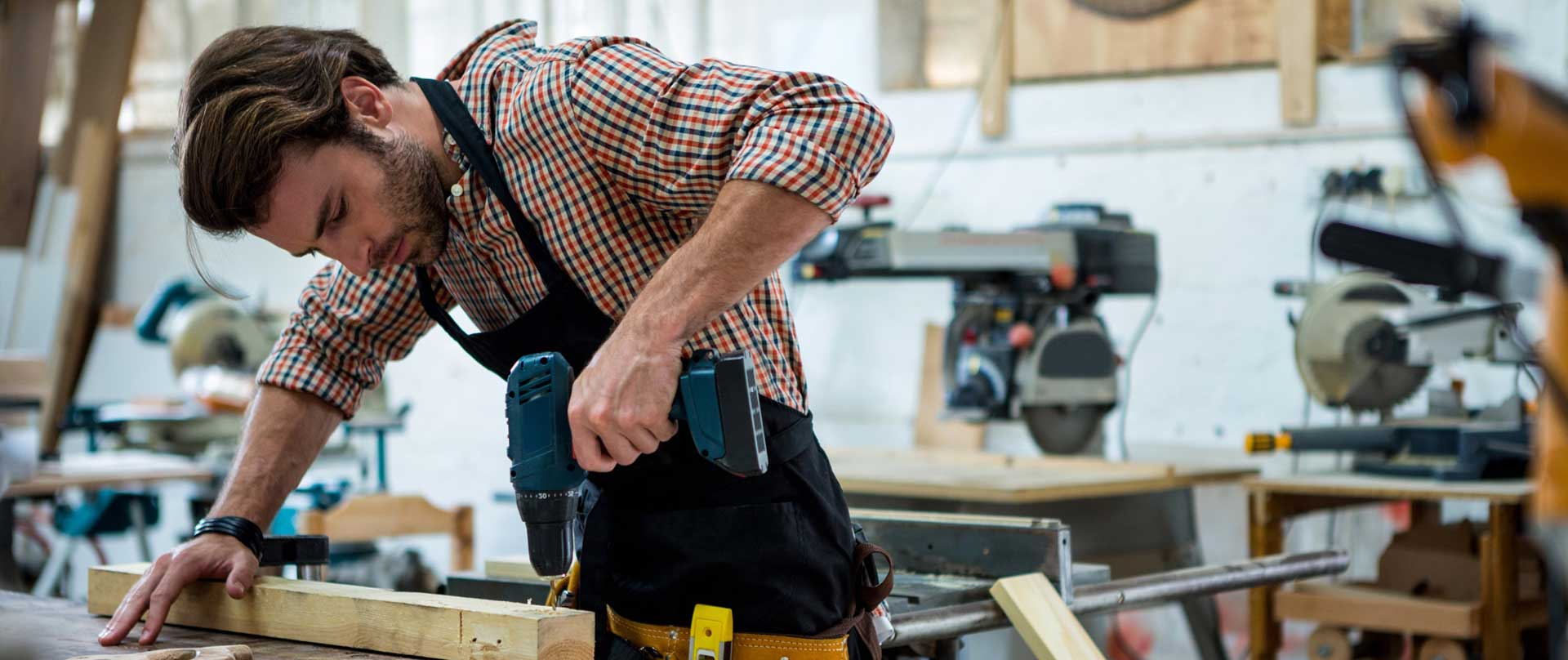 How to Use a Drill Safely In Home.