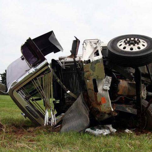 Truck Damage