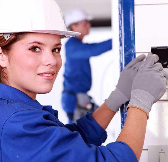 Industrial System Repair