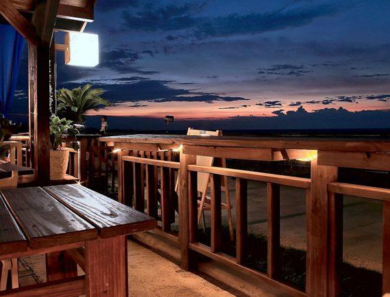 Sun Set Restaurant Beach House