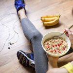 Banana-Nut Oatmeal